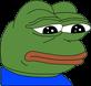 Pepe Feels Bad Man