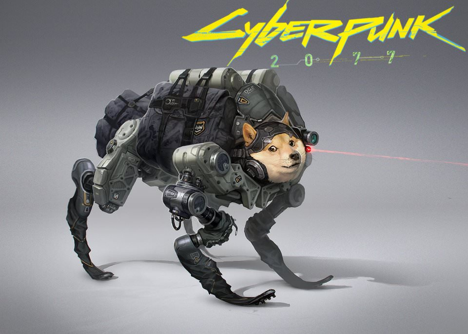 Cyberpunk 2077 Is A Really Good Meme Source 🤖 | Doge Much Wow