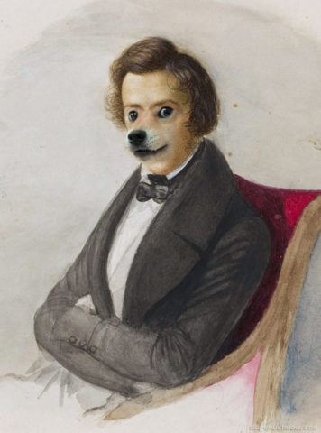 Frydogeryk Chopin. Chopin but he also Doge. Wow.